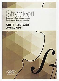 Stradivari - Suite Cartago - B.3766: Amazon.es: ALFARAS