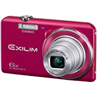 Casio Exilim EX-ZS20 Digital Camera Red EX-ZS20RD