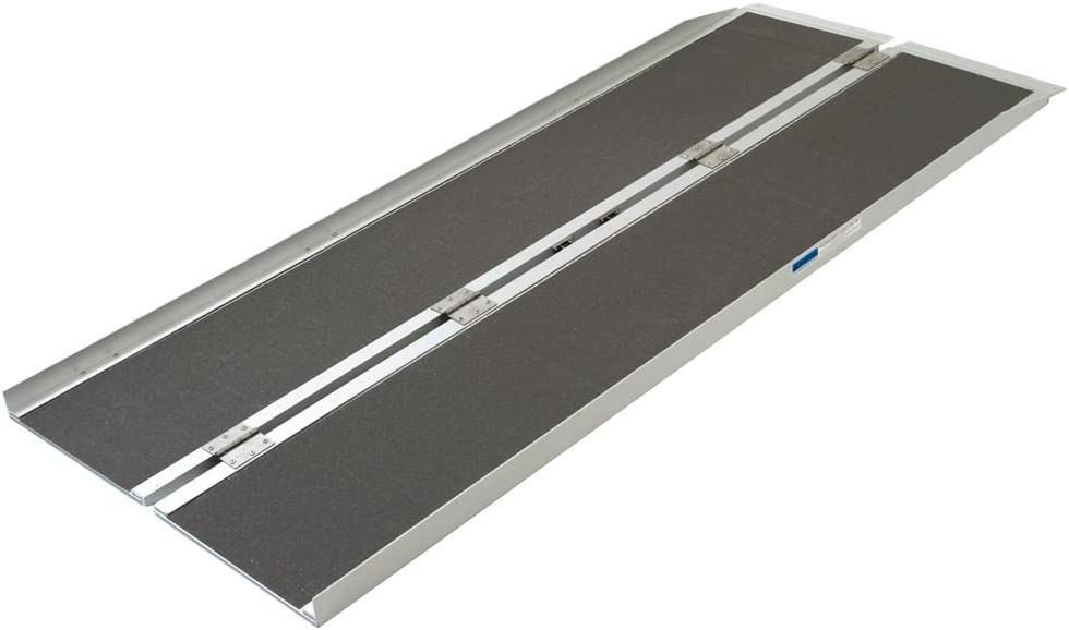 Silver Spring Aluminum Folding Wheelchair Ramp