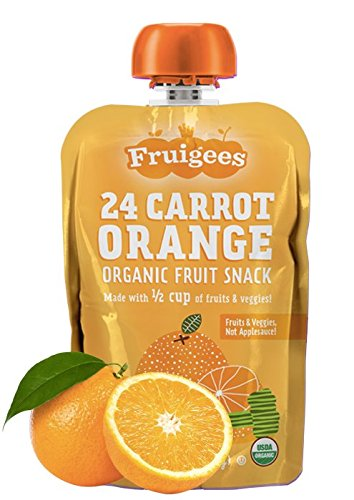 Fruigees Squeeze Pouches Organic Delicious product image