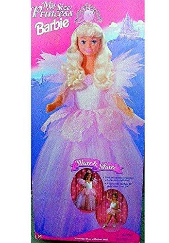 My Size Princess Barbie My Size Barbie Clothes