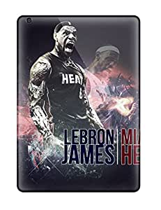 Chris Mowry Miller's Shop New Super Strong Lebron James Tpu Case Cover For Ipad Air 4231605K16912294