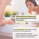 Coconut Milk & Honey Face Cleanser - NEW formula -...