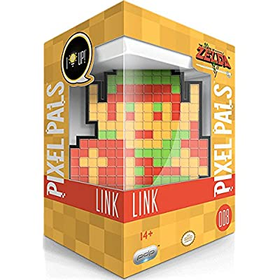 Pixel Pals 8-Bit Link: Home & Kitchen