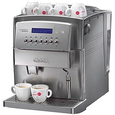 Gaggia 9050 Titanium Espresso Machine