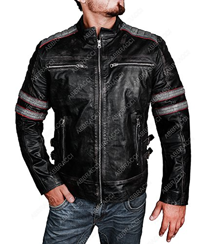 Vanson Leather Jacket For Sale - 1