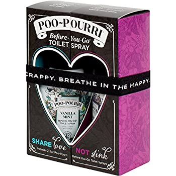 Amazon.com: Poo-Pourri - SHARE LOVE NOT STINK - Gift Set: Health ...