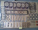 GOWE full gasket set For CUMMINS engine KTA19 K19 full gasket set include cylinder head gasket