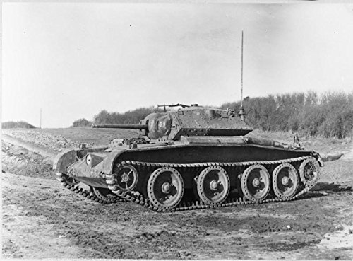 - Home Comforts Laminated Poster Tanks and Afvs of The British Army 1939-45 Cruiser Mk V Covenanter III (A13 Mk III) Vivid Imagery Poster Print 24 x 36