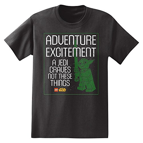 Lego Star Wars Jedi Craves Not Adult T-Shirt (XXX-Large)