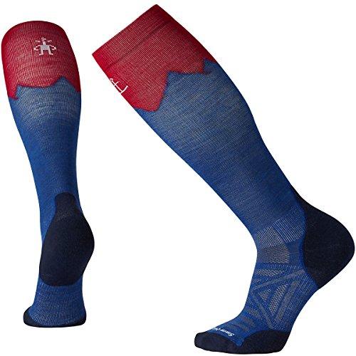 Smartwool Leg Warmer (Smartwool PhD Outdoor Mountaineer Socks (Dark Blue) X-Large)