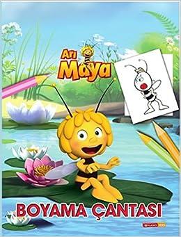 Ari Maya Boyama Cantasi Kolektif 9786050924138 Amazon Com Books