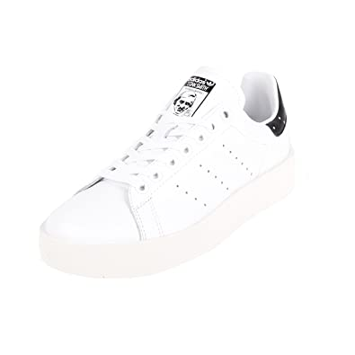 adidas Originals Stan Smith Bold W BA7771-, Blanc, 42 EU