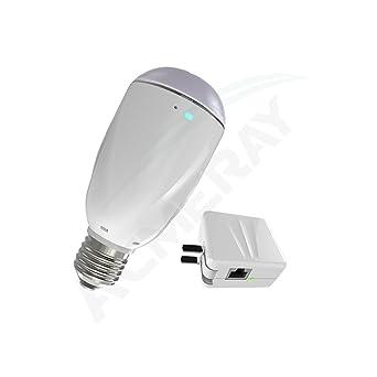 Pour Led Ampoule Acmeray Smart Avec Compatible Wifi Encodeur Maison POuwiTkXZl