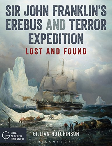 Download for free Sir John Franklin's Erebus and Terror Expedition: Lost and Found