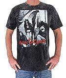HOPE & FAITH Unisex Alice in Chains T-Shirt Short