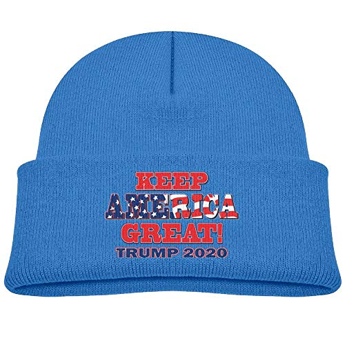 - Moniery Trump 2020 Keep America Great 4 Beanie Hats Toddler