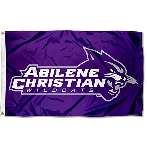 - College Flags and Banners Co. Abilene Christian Wildcats Wordmark Flag