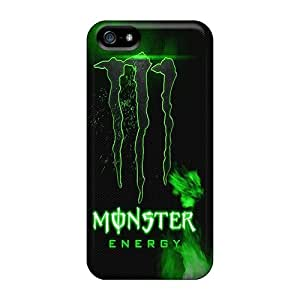 IanJoeyPatricia Iphone 5/5s Protector Hard Cell-phone Cases Allow Personal Design Fashion Monster Pattern [rNb884iXCz]