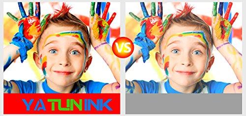 YATUNINK 10 Pack 564XL Ink Cartridges (2BK/2PBK/2C/2M/2Y) Plus 564XL 5-Slot Printhead Replacement564XL564 For Photosmart Plus B210 Premium C309 eStation C510 Series by Yatunink (Image #4)