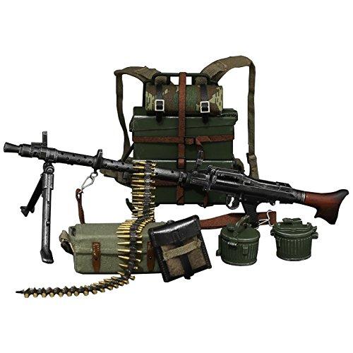 MG34 マシンガンセット 1/6 アクションフィギュア用アクセサリーの商品画像