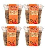Trader Joes Pumpkin Biscotti 4 Pack
