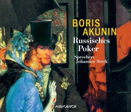 Russisches Poker - 6 CDs: Lesung mit Musik