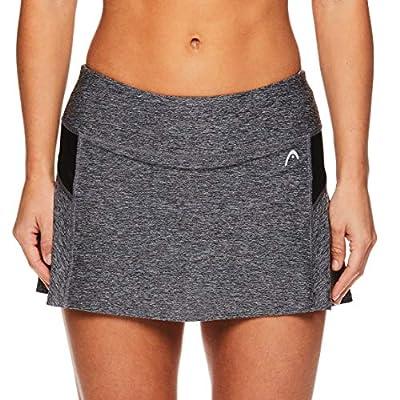 HEAD Women's Athletic Tennis Skort - Performance Training & Running Skirt: Clothing