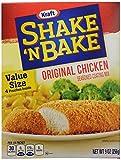 shake and bake chicken - Kraft Shake and Bake Original Chicken, 9 oz