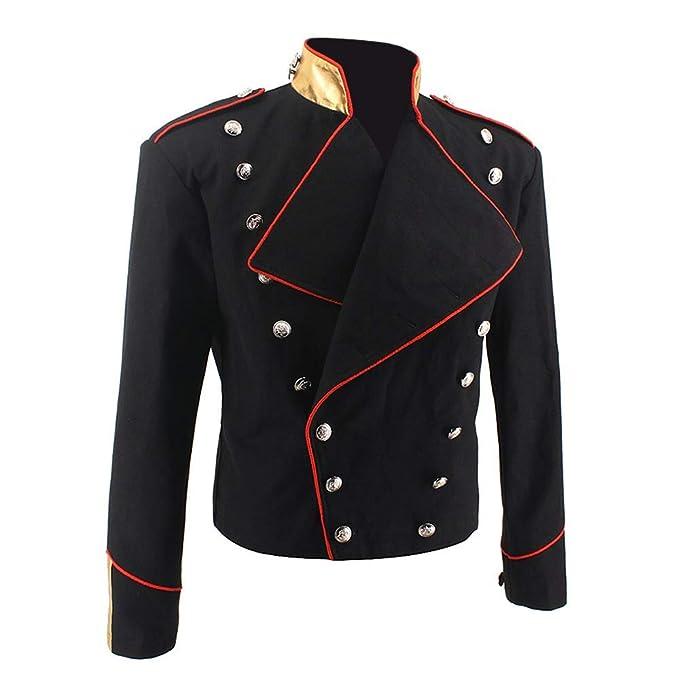 Amazon.com: Michael Jackson - Chaqueta para disfraz de ...