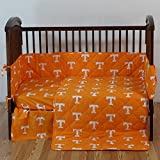 Tennessee 5 piece Baby Crib Set by College Covers