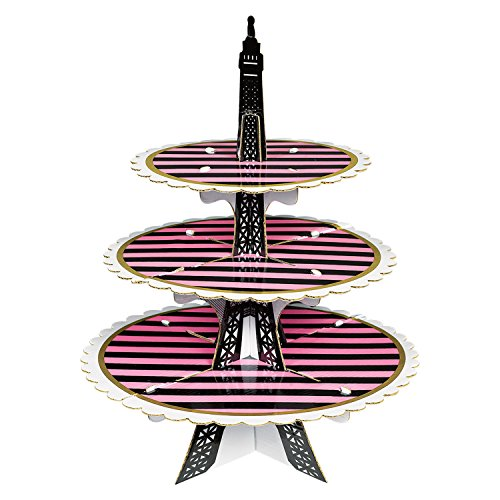Eiffel Tower Party Treat Stand, 13