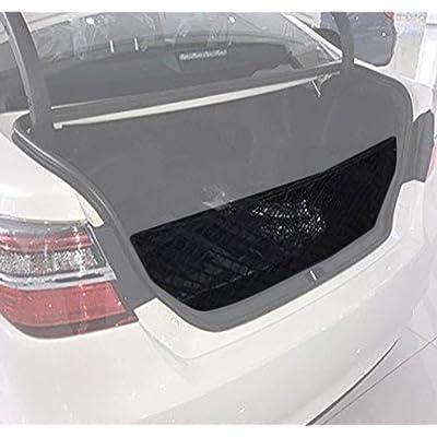 kaungka Cargo Net Nylon Rear Trunk for 2012-2020 Toyota Camry: Automotive