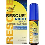 Rescue Remedy Night Spray | Natural Stress & Emotional Relief | 20 ml