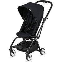 Cybex Eezy S Twist Stroller, Lavastone Black