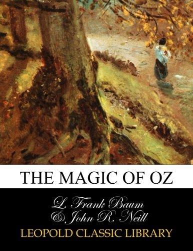 Read Online The magic of Oz ebook