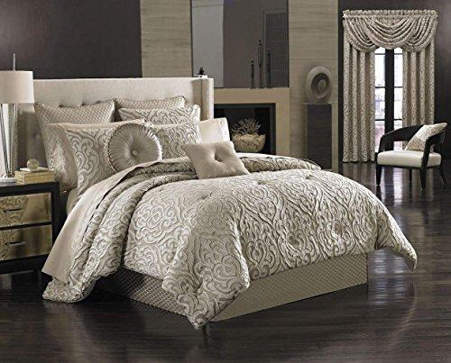 JQUEEN Astoria King Comforter Set