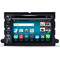 7 Touchscreen Monitor Car GPS Navigation Android 6.0 4G LTE Octa for Ford Fusion/Explorer/Mustang/F150/F250 F350/F450/Focus/Edge/Expedition/Taurus Car Stereo DVD Player
