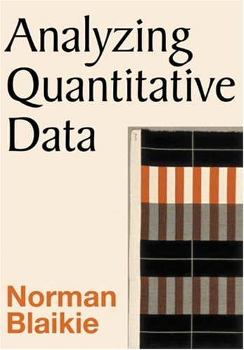 Download Analyzing Quantitative Data: From Description to Explanation Pdf