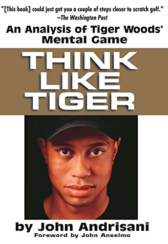Football Runner Tigers (Think Like Tiger: An Analysis of Tiger Woods' Mental Game)