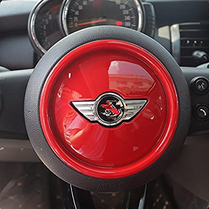 Union Jack Steering Wheel Cover For Mini Cooper S Countryman R55 R56 R58 //AT2
