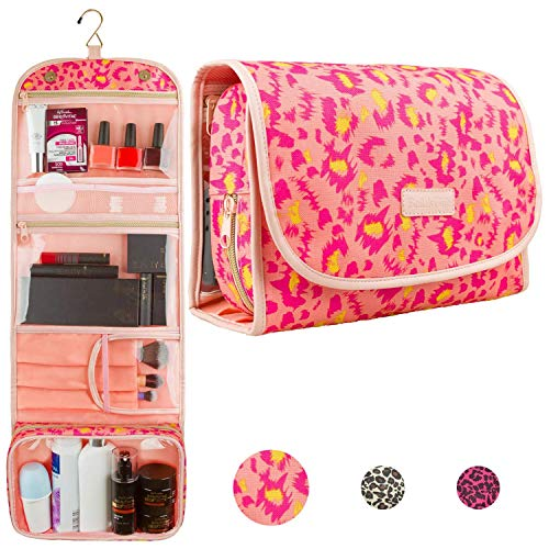 Hanging Toiletry Bag Essentials Compartments product image