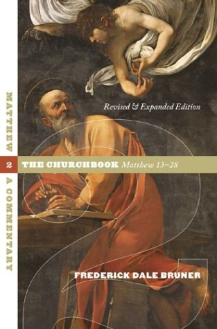 Download Matthew, a Commentary, Vol. 2: The Churchbook, Matthew 13-28 ebook