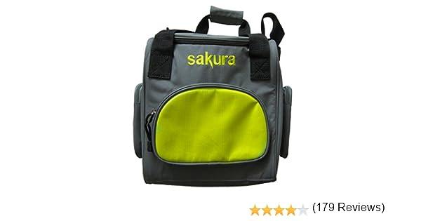 14 litros de capacidad 12 V Sakura Bolsa t/érmica