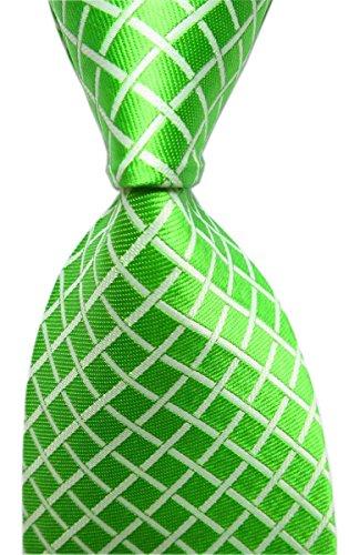 Kelly Green Boys Tie - 3
