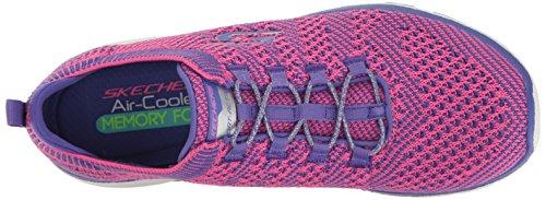 Skechers Sport Dames Galaxys Fashion Sneaker Roze / Paars