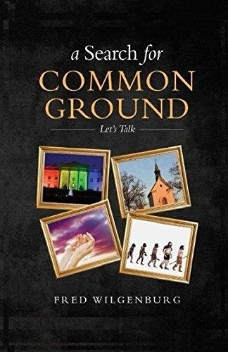 A Search for Common Ground: Let's Talk