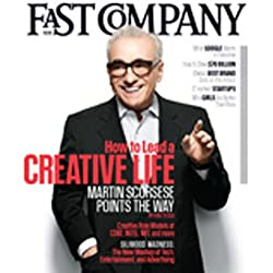 Audible Fast Company, December 2011