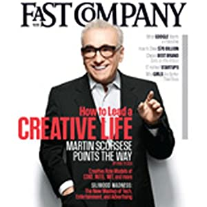 Audible Fast Company, December 2011 Periodical