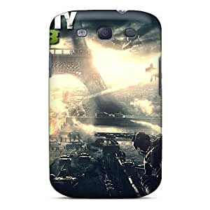 2015 Modern Warfare 3 Paris Phone For SamSung Galaxy S3 Case Cover High Quality Hard